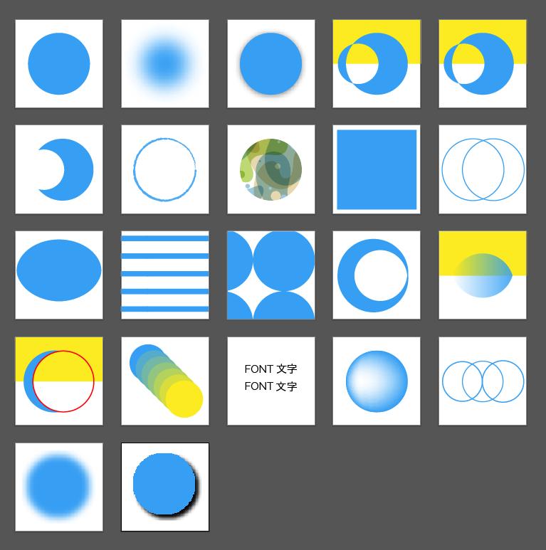 Illustratorで効果や加工をかけたオブジェクトをSVGで書き出したらどうなるか